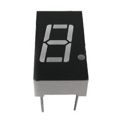 "0.40"" single digit numeric displays"