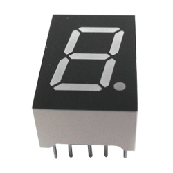 "0.50"" single digit numeric displays"