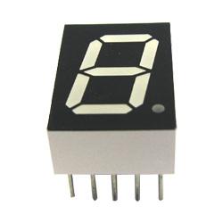 "0.52"" single digit numeric displays"
