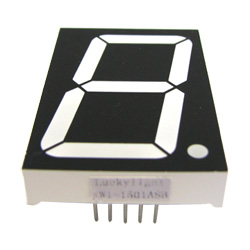 "1.50"" single digit numeric displays"