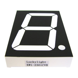 "2.30"" single digit numeric displays"