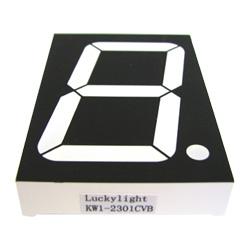 "2.30"" single digit numeric displays"