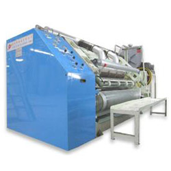 single facer corrugated machines