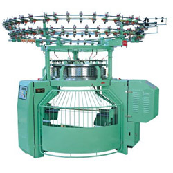 single jersey with course gauge knitting machine series