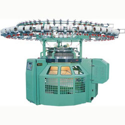 single knitting machine series