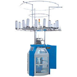 single mini circular knitting machine series