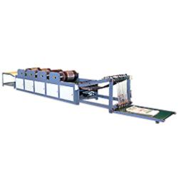 single side 2 6 color printing machine
