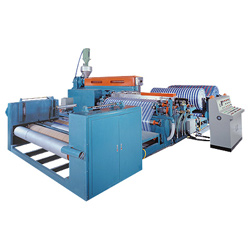 single-side lamination machines