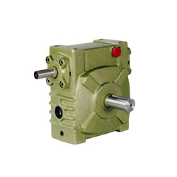 single stage vertical worm gear reducers