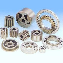 sintered machining parts