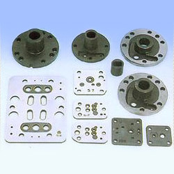 sintered machining parts