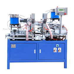 six in one aluminum tube processing machines