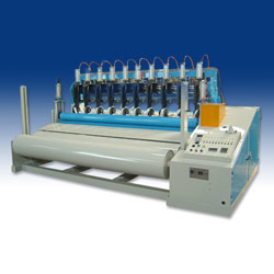 slitting and coiling machine