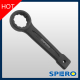 Slugging Straight Ring End Wrenches