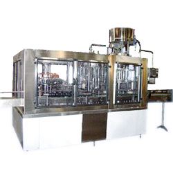 small bottle filling line and bottling machine