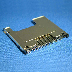 smart media card connectors