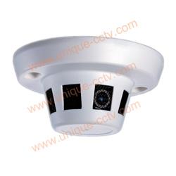 smoke detector hidden cctv cameras