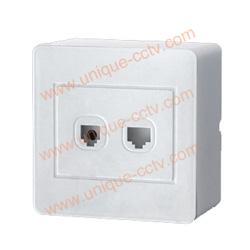 socket type hidden cameras