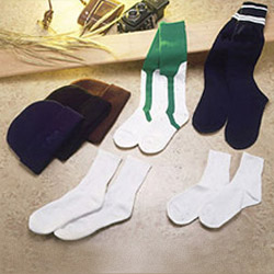 knitted hats socks
