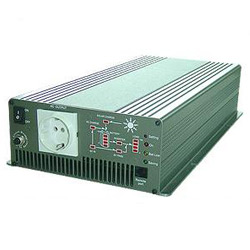 DC To AC Inverter With Solar Chargers ( Solar Inverters)