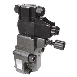 solenoid control relief valves