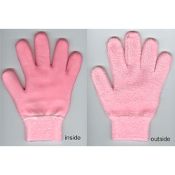 spa gel hand gloves