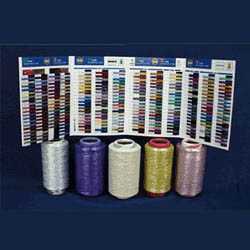 spandex covered with spun yarn