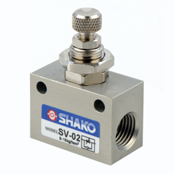 speed control valves