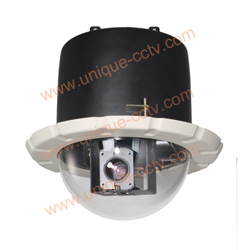 intelligent ceiling mounting low speed domes