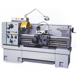 speed variable lathe
