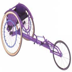 sport wheelchair