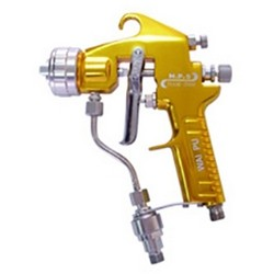 middle pressure air mix spray gun