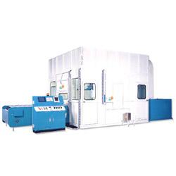 automatic electrostatic spraying machine