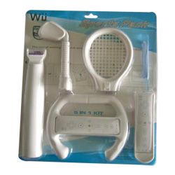 sprot packs for wii