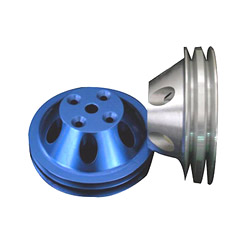 squeeze casting pulleys
