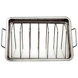 stainless rib rack