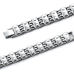 stainless steel brlacelets