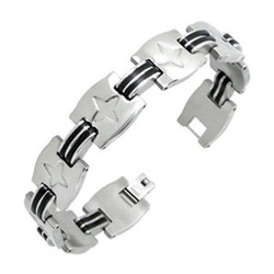 stainless steel bracelets