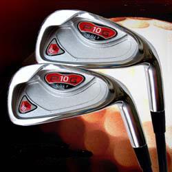 stainless steel golf head
