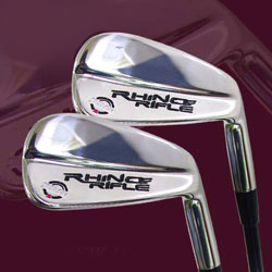 stainless steel golf irons