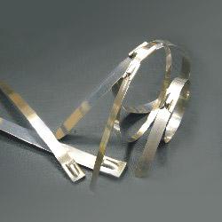 stainless steel lock ball ties