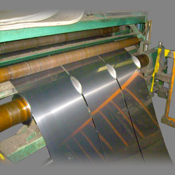 stainless steel slitting sheets
