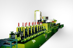stainless steel tube making machines
