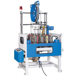 stainless steel wire braiding machines