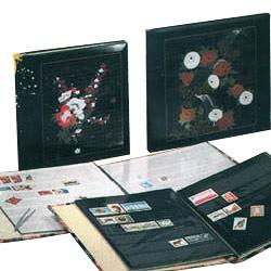 stamp albums