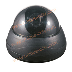 standard dome cameras support cs mount lens