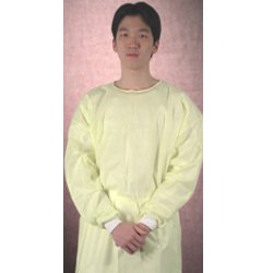 standard isolation gown