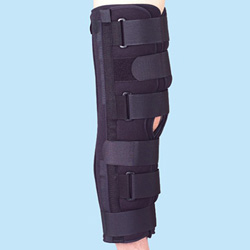 straight knee immobilizer