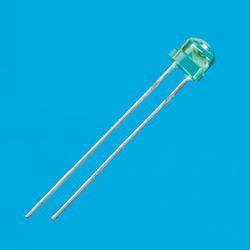 straw hat leds with flange
