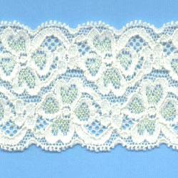 strech raschel laces